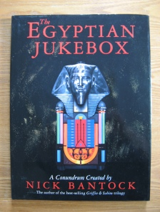 Egyptian Jukebox by Nick Bantock