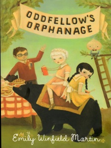 oddfellows book cover