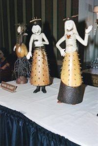 Akira Wooden Skirts