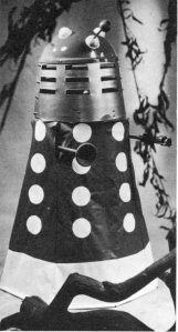 Dalek dressing-up suit