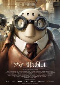 mr hublot poster
