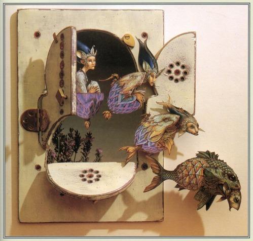 Ichtheological Metamorphosis