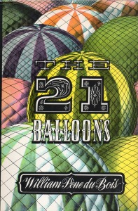 21 balloons cover
