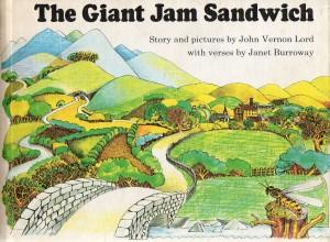 Giant Jam Sandwich cover