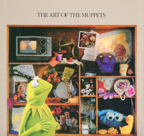 Art of the Muppets cover