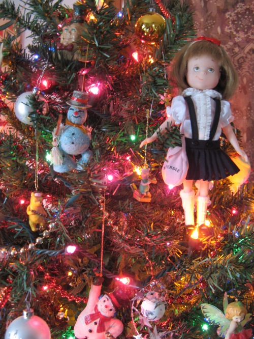 eloise christmas tree