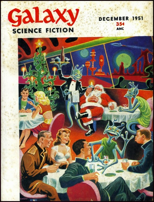 Galaxy cover emshwiller 1951
