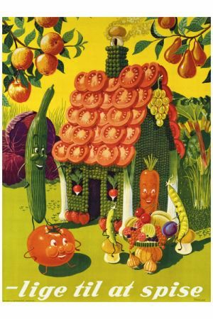 vegetable house