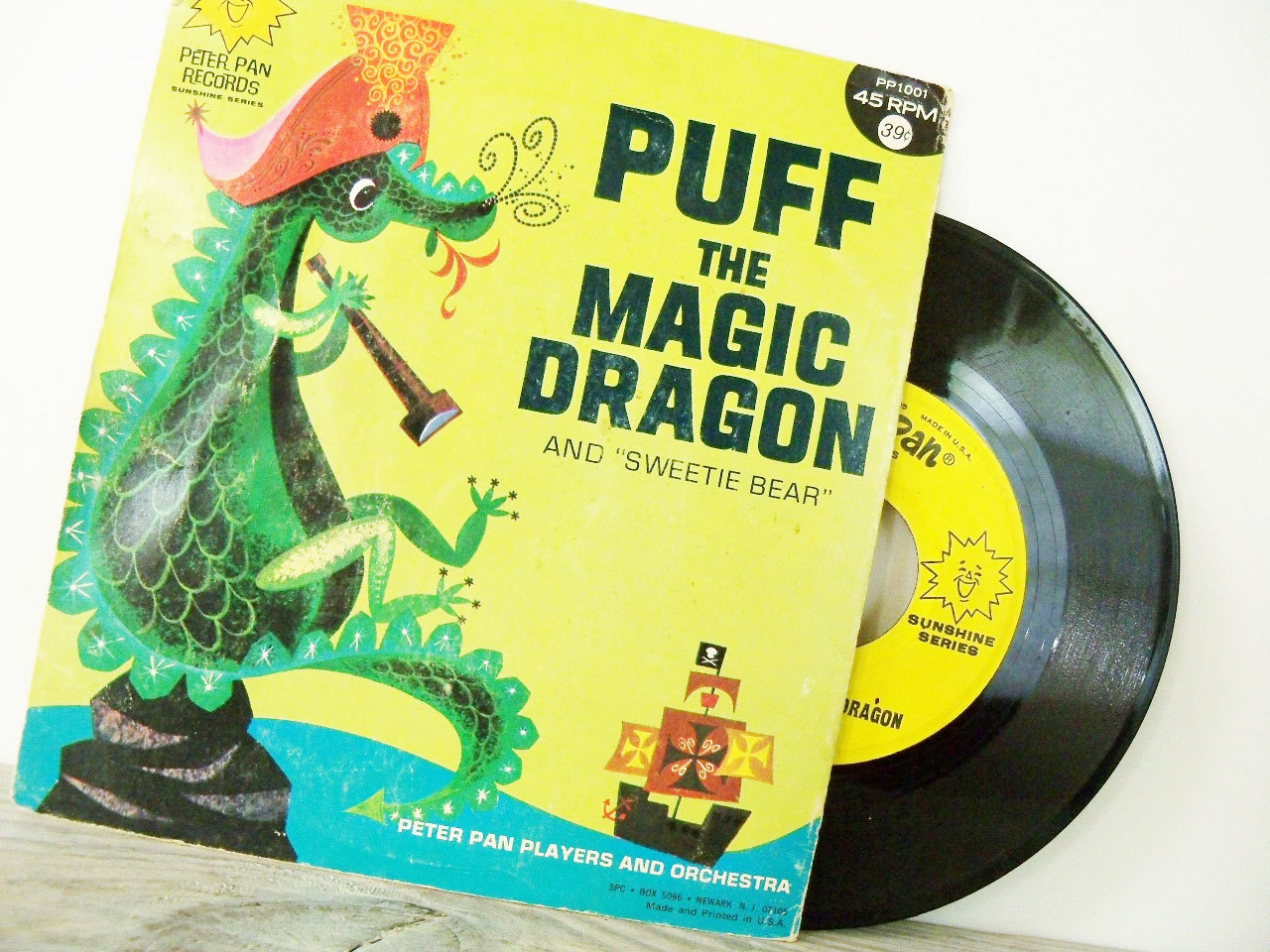 puff magic dragon record