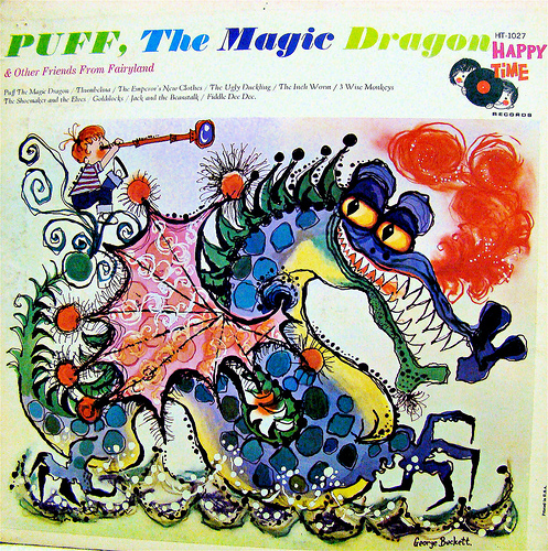 puff magic dragon